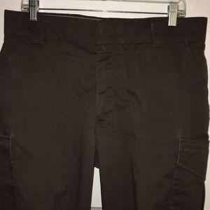 Blauer men's brown cargo pants 34x33.5